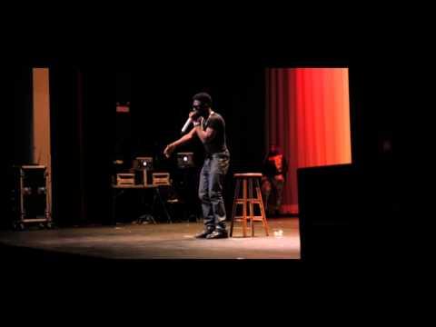 Elliott Foster sings