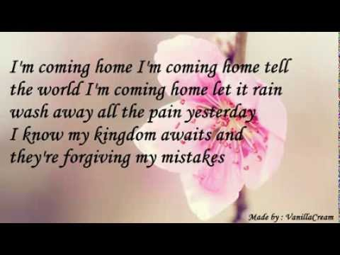 Coming Home - Skylar Grey Lyrics - VanillaCream