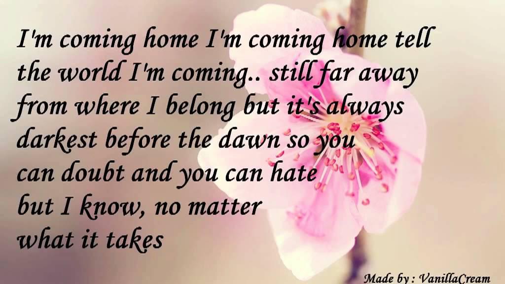 Lord, I'm Coming Home > Lyrics | William J. Kirkpatrick
