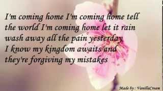 Coming Home - Skylar Grey Lyrics - VanillaCream
