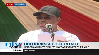 BBI in Mombasa: Governor Kingi outlines Coast region's 16 recommendations