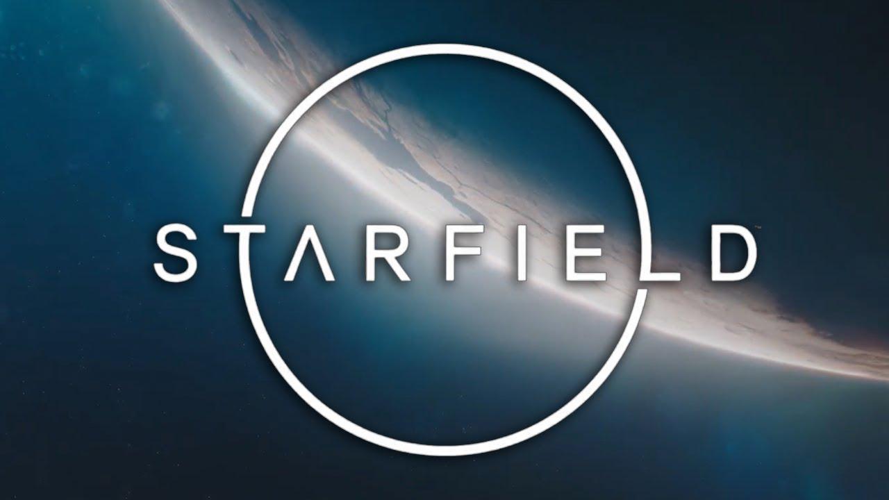 Capa do jogo Starfield.