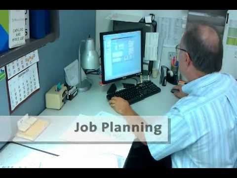 Commercial Printing - Job Planning