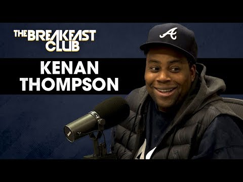 Kenan Thompson Talks Longevity On SNL, Nickelodeon Reboots,