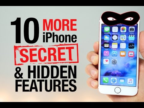 10 MORE Secret & Hidden Features/Tricks in iOS 9.3.2/9.3.3
