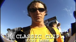 Bucky Lasek and You're Watching 411 Video Magazine Skateboarding