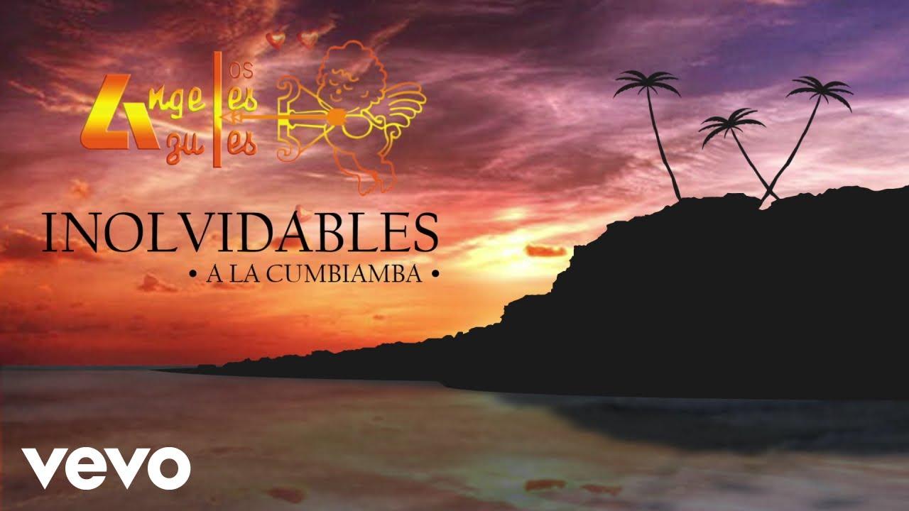 Los Ángeles Azules - A La Cumbiamba (Animated Video)