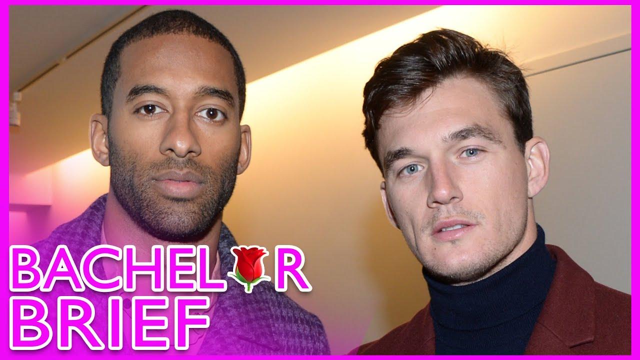 Tyler Cameron Thinks Matt James Will Be Better 'Bachelor' Than Him | Bachelor Brief