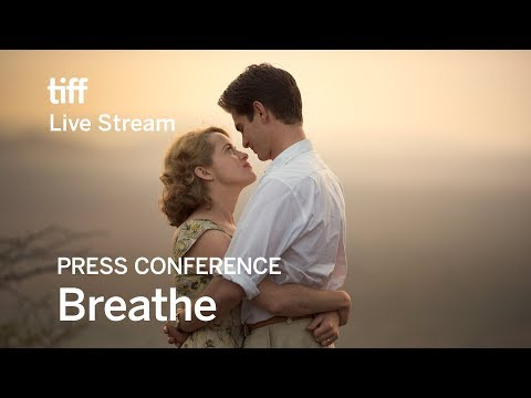 BREATHE Press Conference | Festival 2017
