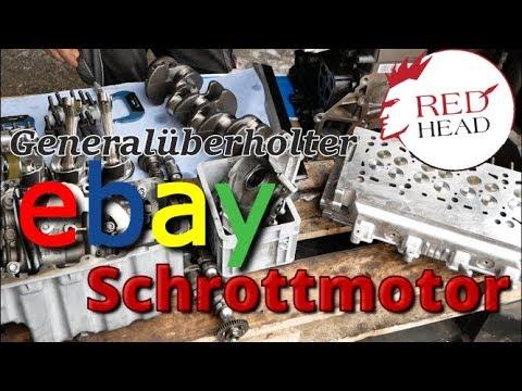 Kann man  einen überholten T5-MOTOR von Ebay & Co. bedenkenlos kaufen? 🤔  Redhead