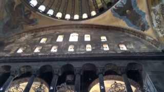 Ayasofya Istanbul .Собор Святой Софии (Константинополь)(Экскурс со мной в Собор Святой Софии (Константинополь)!!, 2014-07-19T09:06:53.000Z)