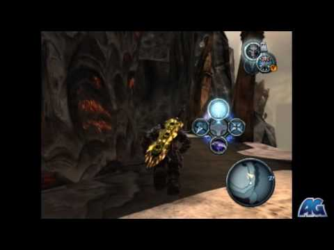Enhancement Locations - Darksiders Walkthrough - Neoseeker