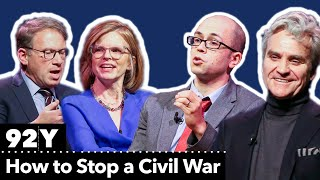 How to Stop a Civil War-Impeachment at a Time of National Fracturing