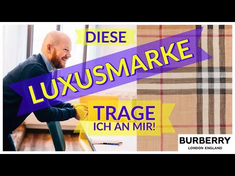 Diese Luxux-Aktie trage ich an mir! #Burberry