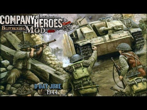 CoH Blitzkrieg Mod PvP _ nothing impossible _ pro players