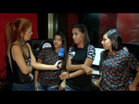 """MC Loma e Gêmeas Lacração """"bombam"""" depois de encontro com Anitta"""