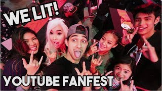 What You Didn't see at Youtube Fanfest 2018