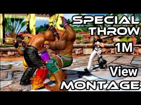 Tekken Tag Tournament 2   Special Throw Montage