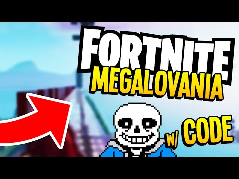 MeGaLoVania - Fortnite MEME (Undertale)