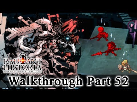 Radiant Historia: Perfect Chronology Walkthrough Part 52: Final Boss & Ending (HQ) No Commentary