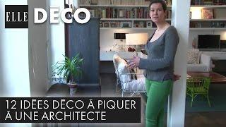 12 idées déco à piquer à une architecte ! - ELLE Déco