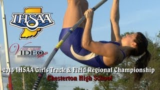Repeat youtube video 2013 Girls Regional Track & Field Championship (Chesterton High School)