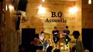 Vợ ơi anh đã sai rồi - Minh Sói  ( Tại B.O Coffee Acoustic )
