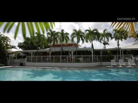 Hôtel et résidence Golf Village en Guadeloupe avec Exotismes.fr