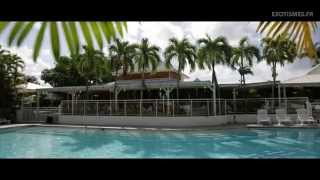 Hôtel et résidence Golf Village en Guadeloupe avec Exotismes