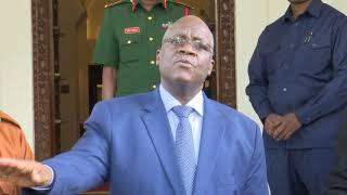 """Rais Magufuli akerwa """"Kwa nini mnamdanganya Mwl. Nyerere, Ma-RC na MA-DC toeni maelezo"""""""