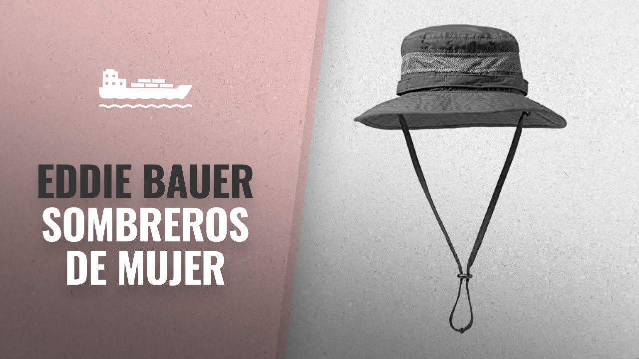 476cb66df Los 10 Productos Más Vendidos De Eddie Bauer: Eddie Bauer Womens  Exploration UPF Vented Bucket Hat