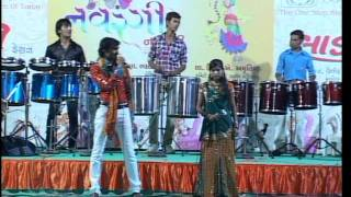 Gujarati Garba Song Navratri Live 2011 - Lions Club Kalol - Jignesh Kaviraj - Day -3 Part - 4