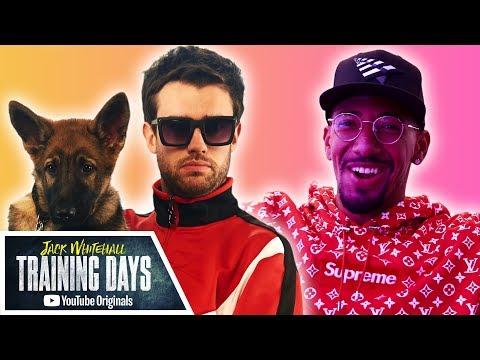 """Mannschaft"" Music Video ft. Jérôme Boateng | Jack Whitehall: Training Days"