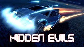 Hidden Evils - Rocket League Montage #4 [1080p 60FPS]