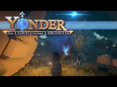 Hidden Cats and Wandering Constellations!! ☁️Yonder: Cloud Catcher Chronicles - Episode #3
