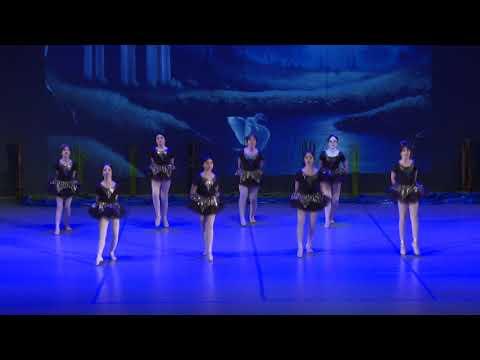 Baletna predstava Labodje