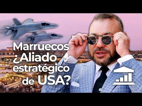 MARRUECOS: La Nueva ALIANZA Estratégica Con USA (¿Una AMENAZA Para ESPAÑA?) - - VisualPolitik