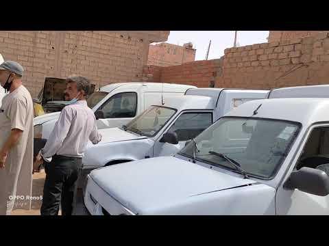 صورة فيديو : جديد اليوم 02 أوت 2021 انخفاض رهيب في أسعار السيارات مرحبا بكم في عين وسارة عند المحكمة القديمة