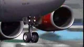 Virgin Atlantic Airways A340-600
