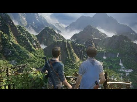 Uncharted 4 Libertalia Escape Scene | No HUD