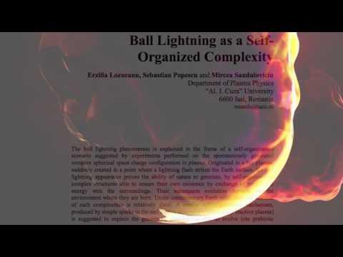 Life-like Plasma and Ball Lightning? | Electricity of Life