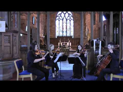 Bittersweet Symphony (The Verve) Wedding String Quartet