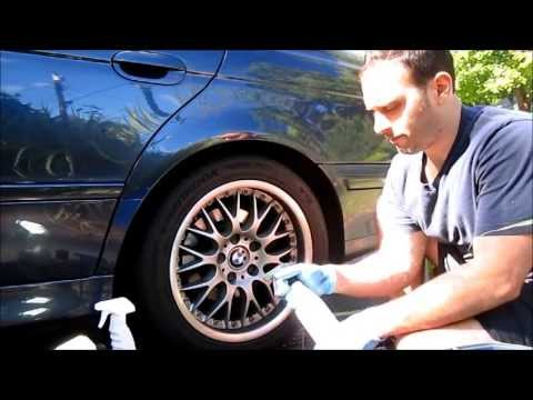 BMW Brand Wheel Cleaner Review
