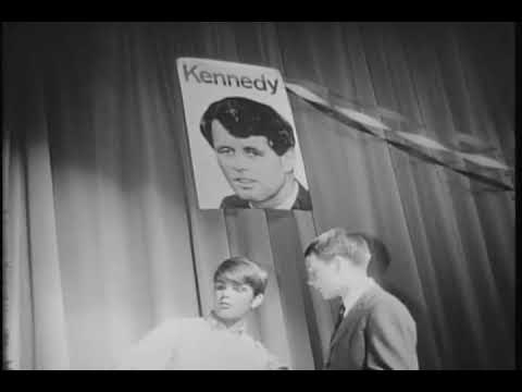 Burris Laboratory School mock Democratic National Convention, 1968-05-01