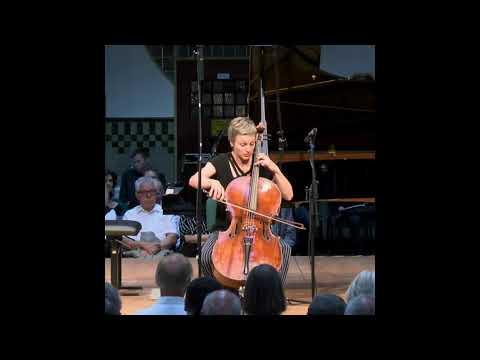 Quirine Viersen - Cellosuite Nr. 1 G-Dur BWV 1007
