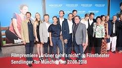 """Filmpremiere von """"Grüner wird's nicht"""" @ Filmtheater Sendlinger Tor - Interviews Roter Teppich"""