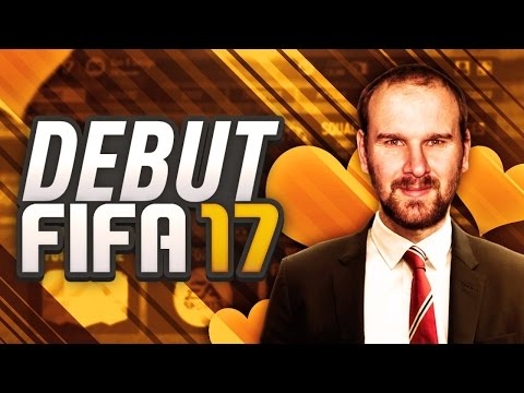 APP WEB FIFA 17 - ON COMMENCE L