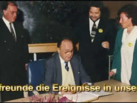 Genscher in Gescher - 1994.