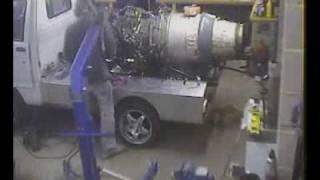 Rolls Royce Viper 102 Strip Down.