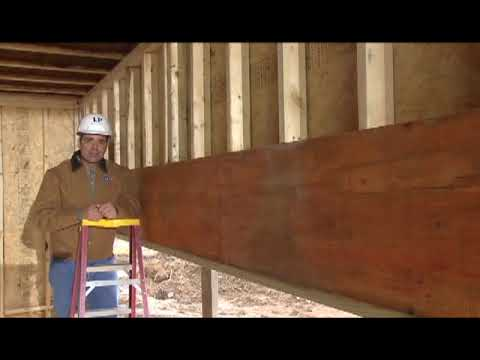LP SolidStart LVL Beam | Framing | LP Building Products